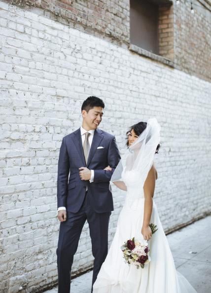 custom wedding suit chicago