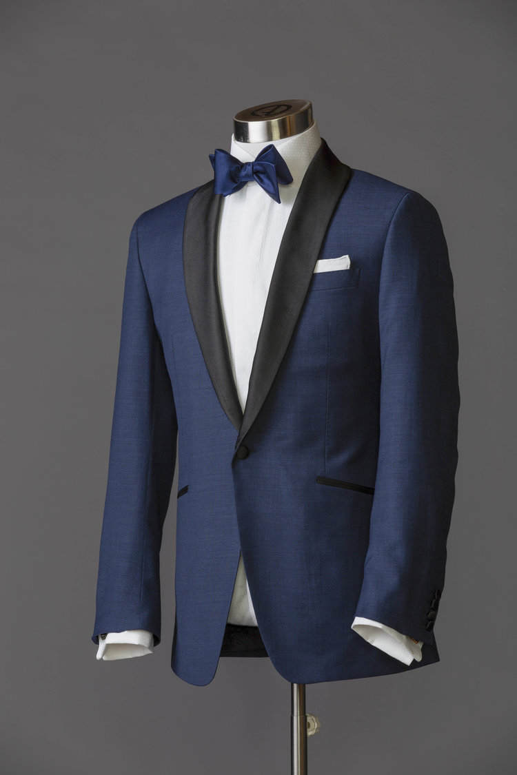 8cd29da0286a Sapphire Blue Dinner Jacket | Daniel George - Chicago