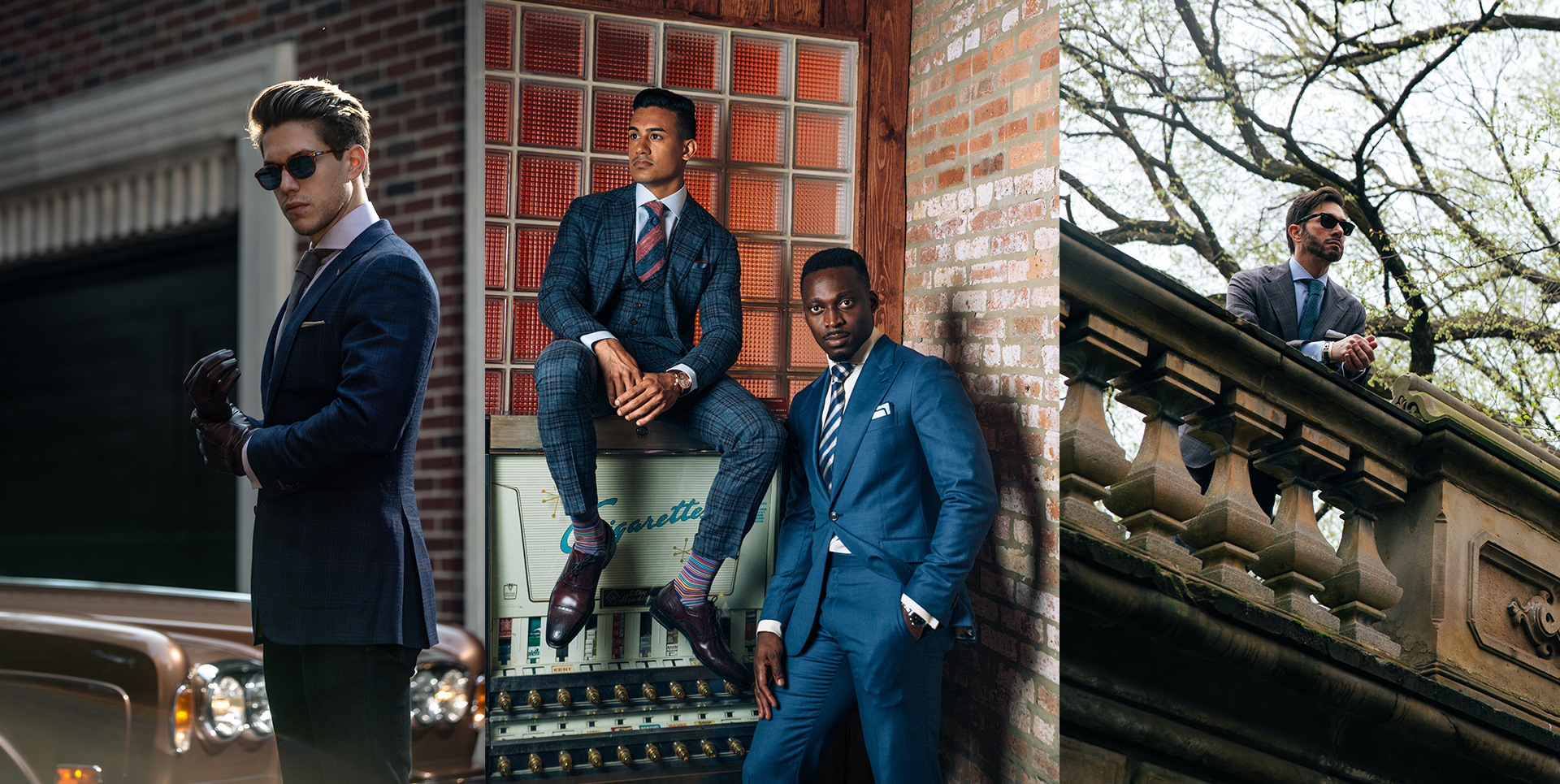 Daniel George Bespoke Suits