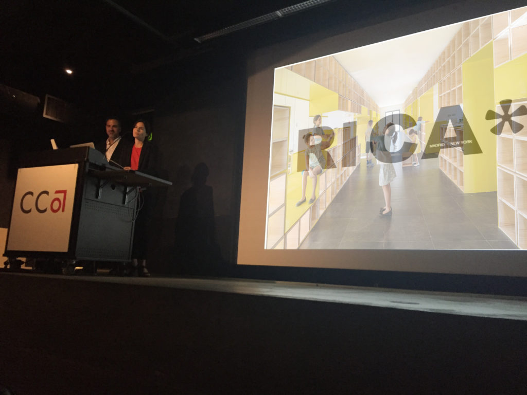 RICA lecture at Californa College of the Arts, Fall 2015