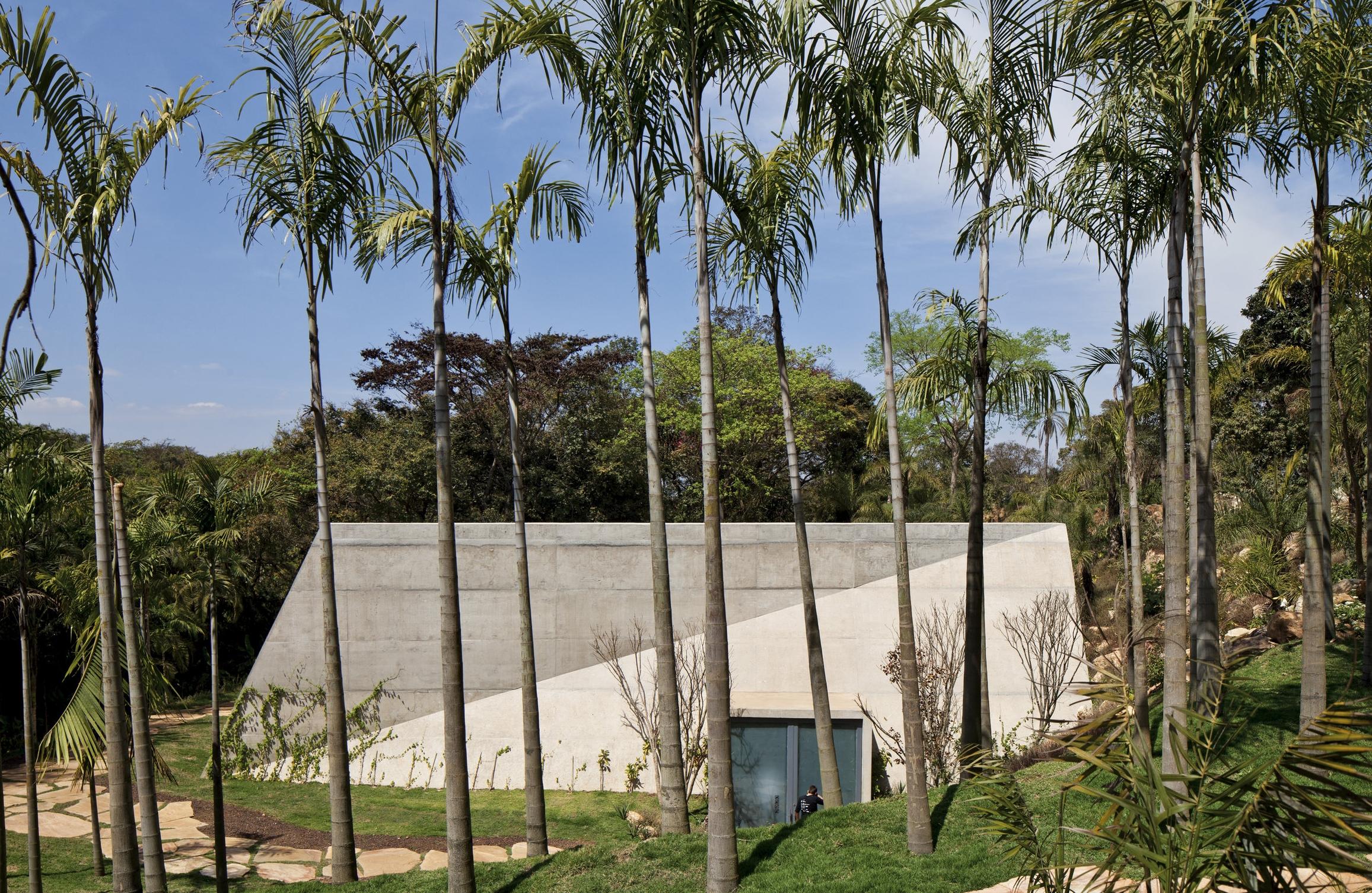 Lygia Pape Pavilion by Rizoma Arquitetura at the Inhotim Institute