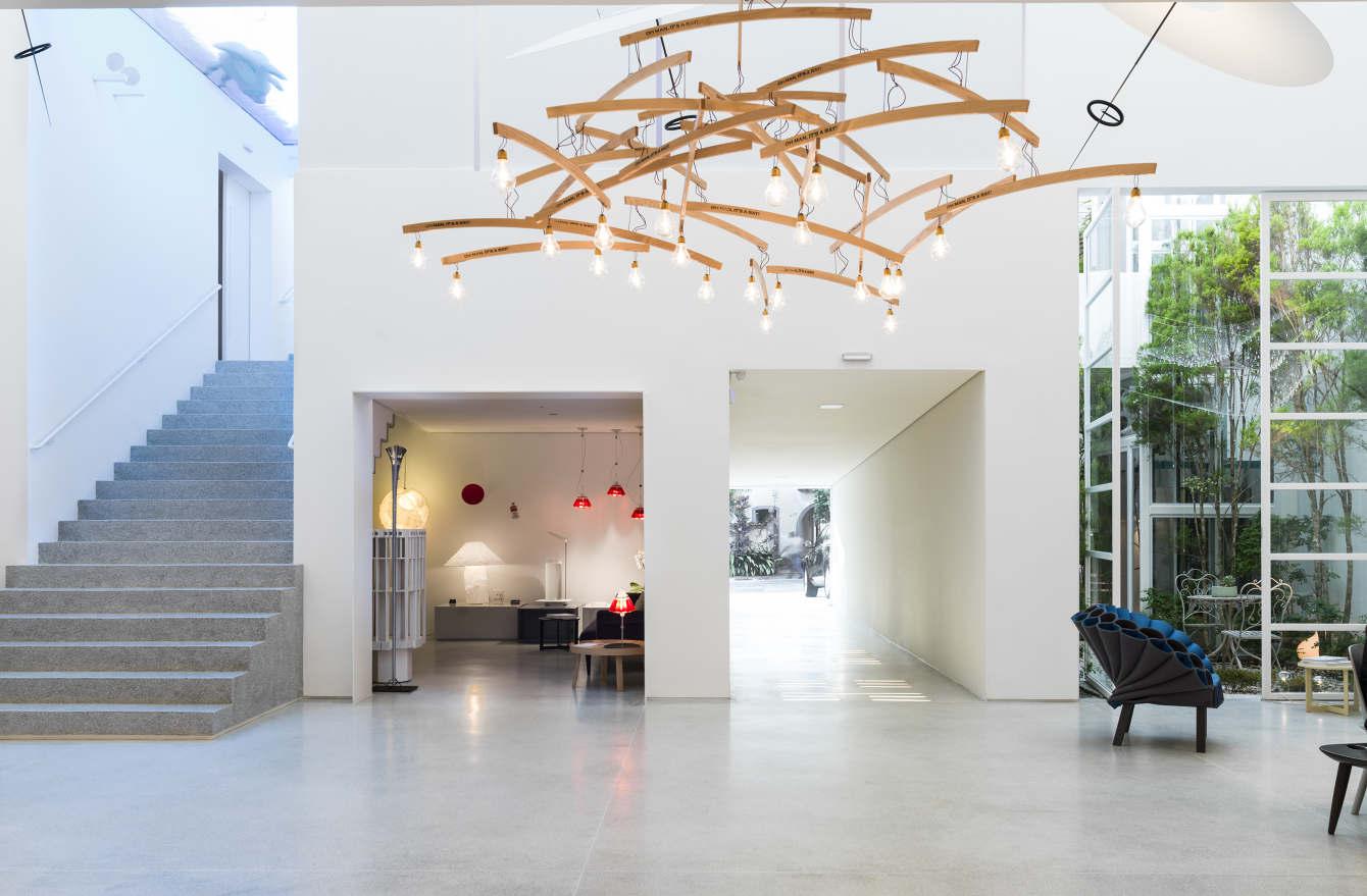 Ingo Maurer Showroom by Rizoma Arquitetura