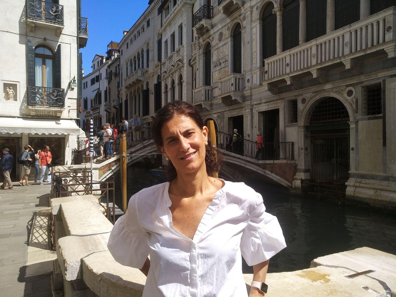 Galia in Venice