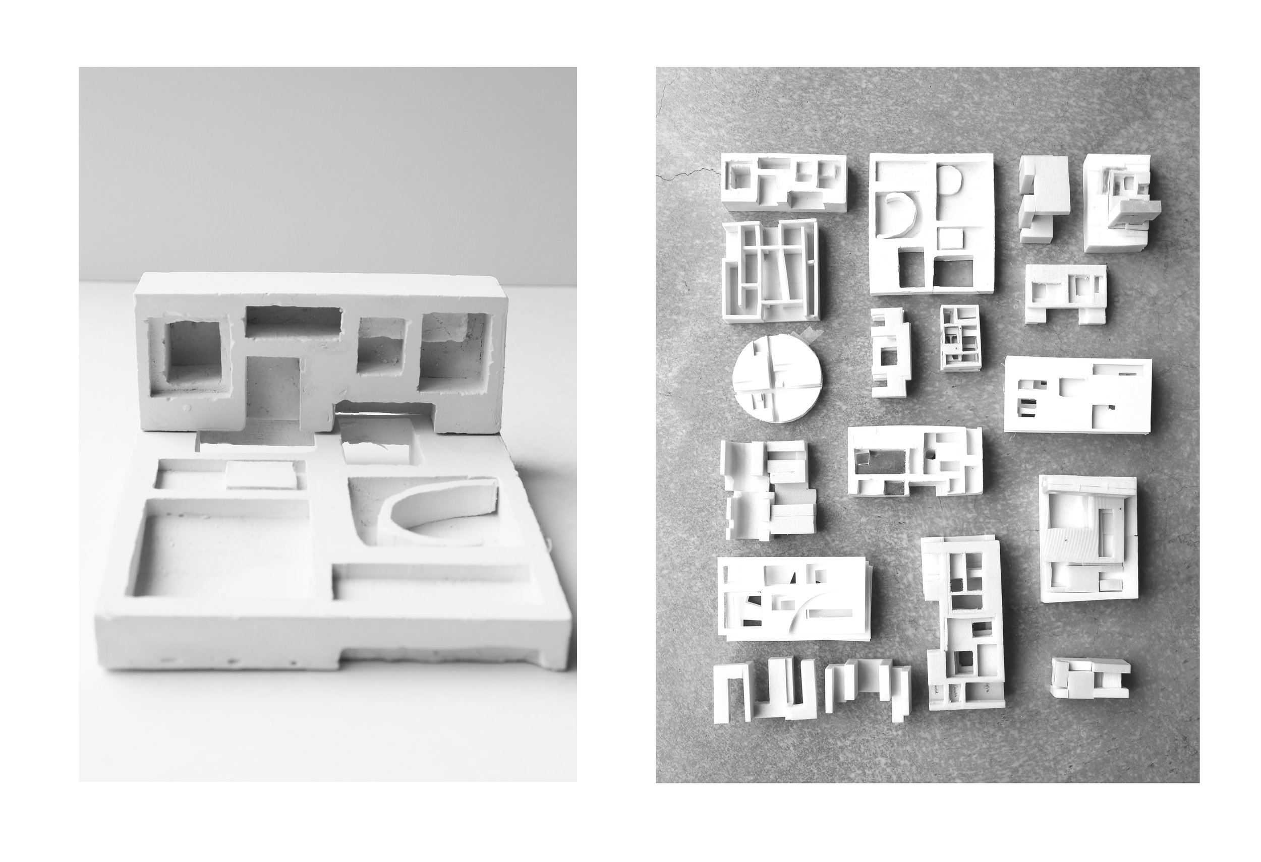 Thanh's studio project models