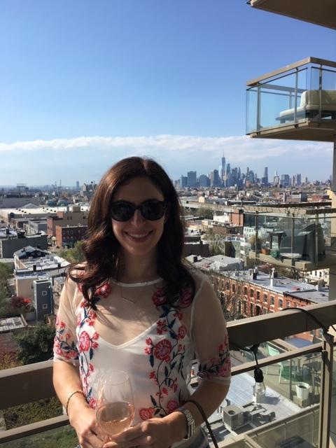 Skyline view from Gowanus