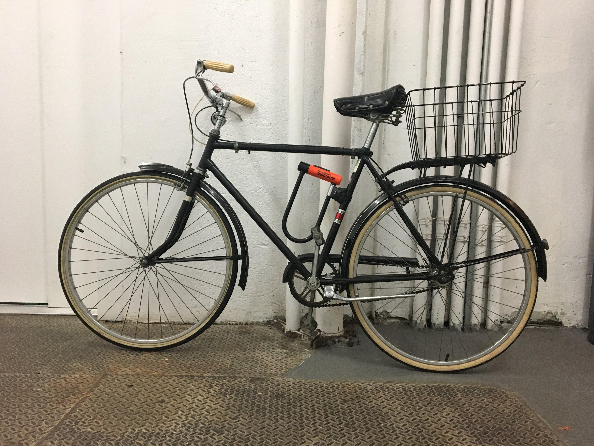 Bika's bike