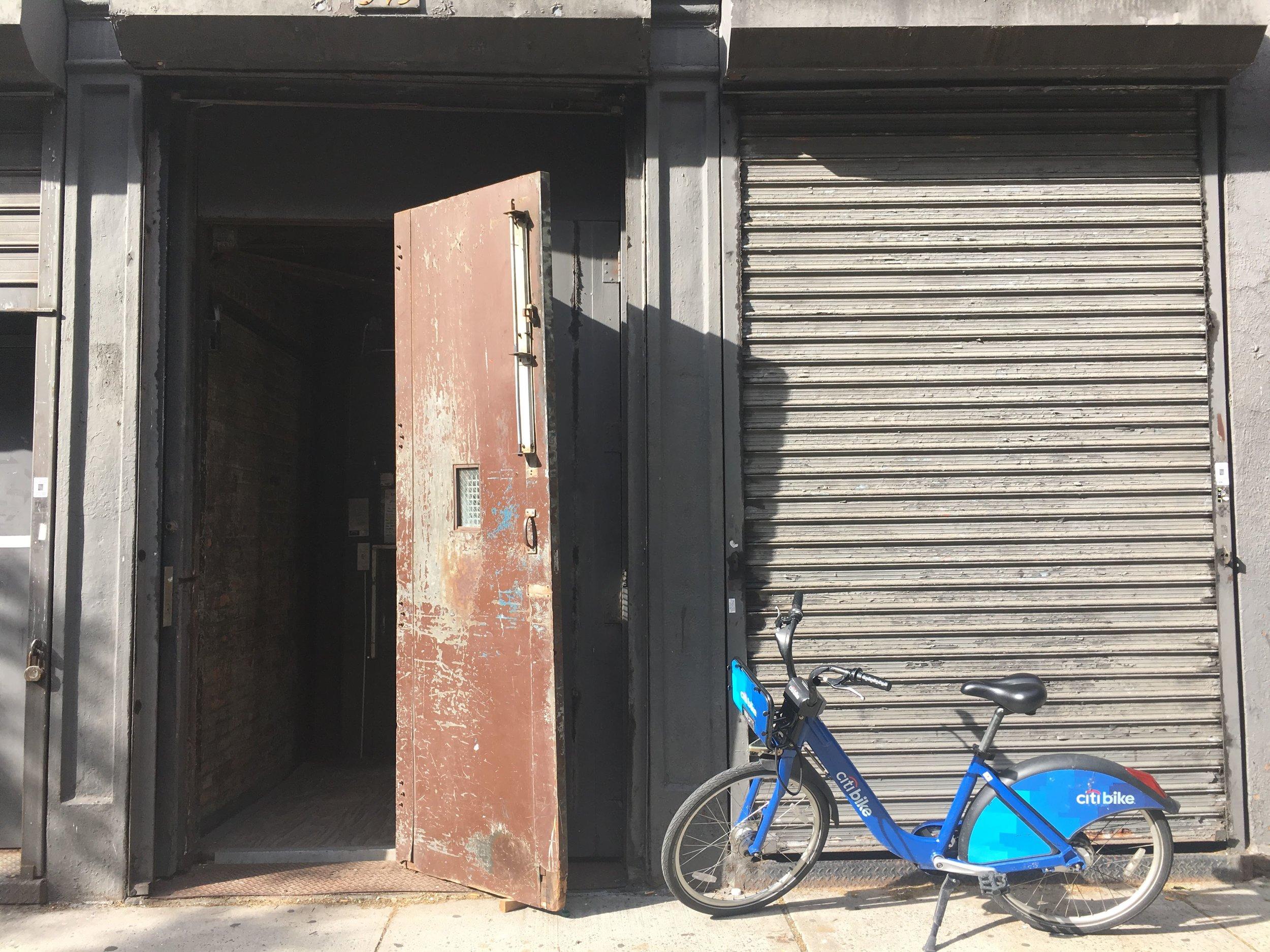 Outside the BRANDT : HAFERD HQ