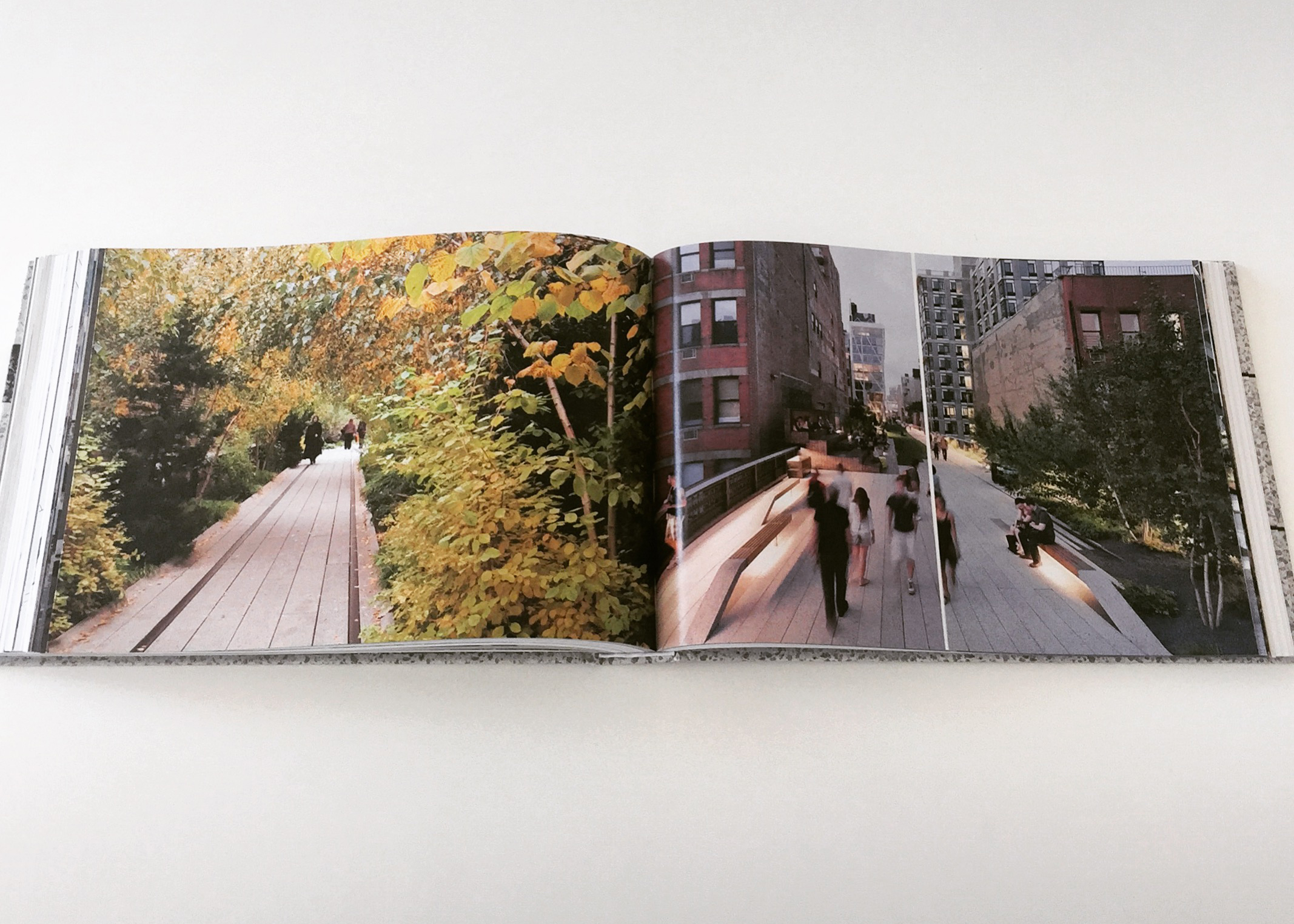 The High Line  by James Corner Field Operations and Diller Scofidio+Renfro. Courtesy of Margaret Jankowsky