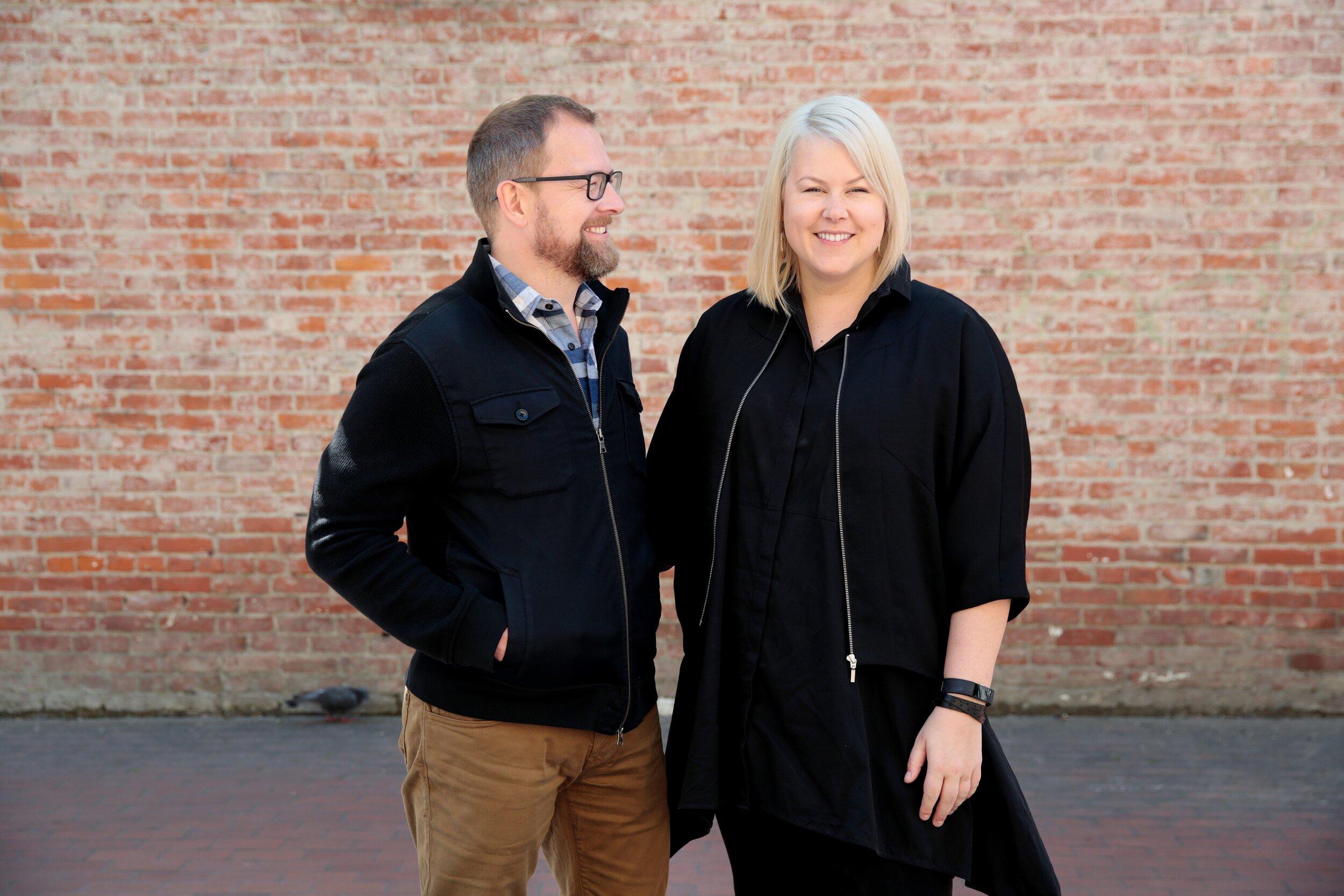 Seth and Melissa Hanley by Ramin Rahimian. Image courtesy of Ramin Rahimian