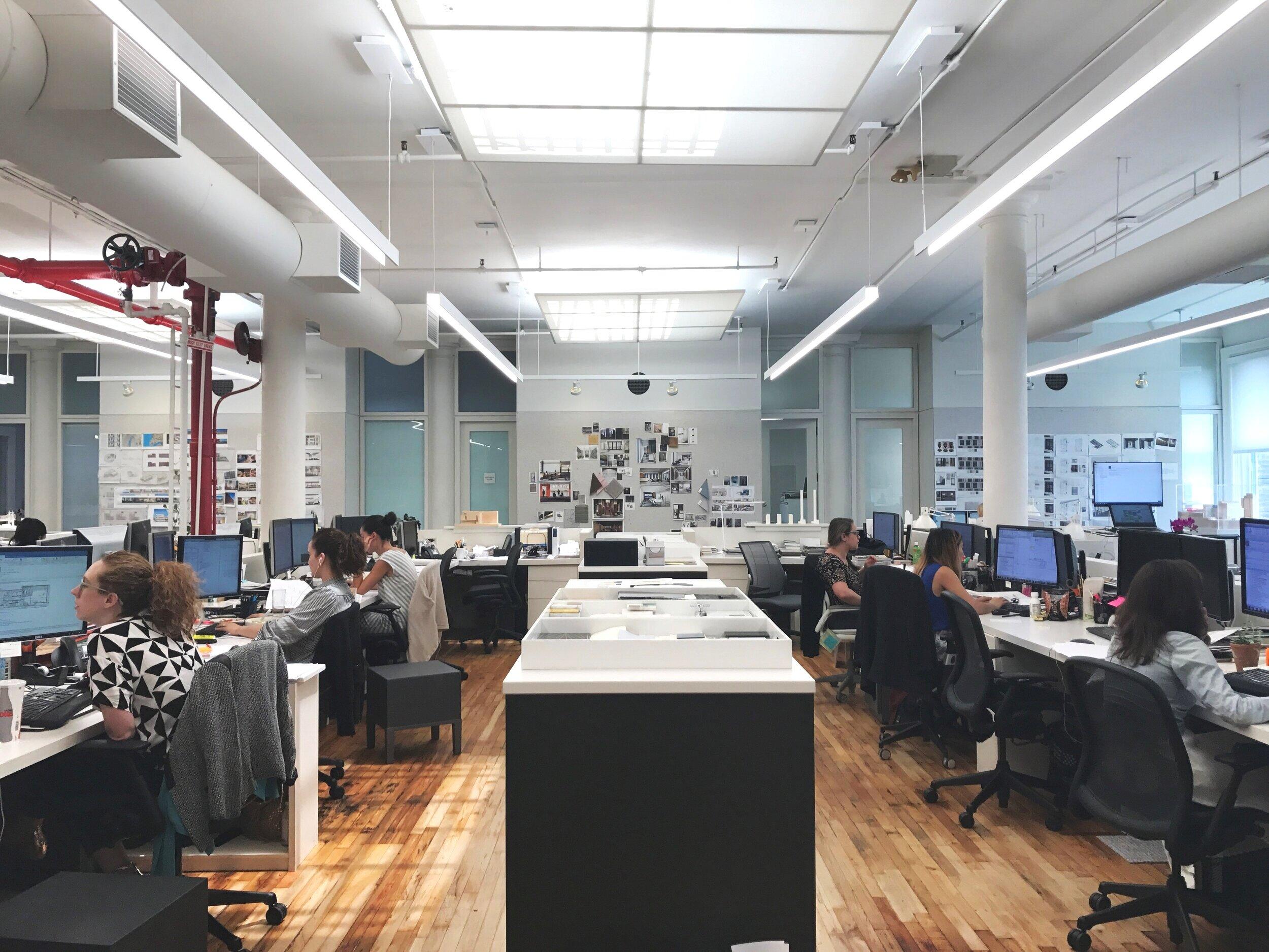 FXCollaborative's Interiors Studio