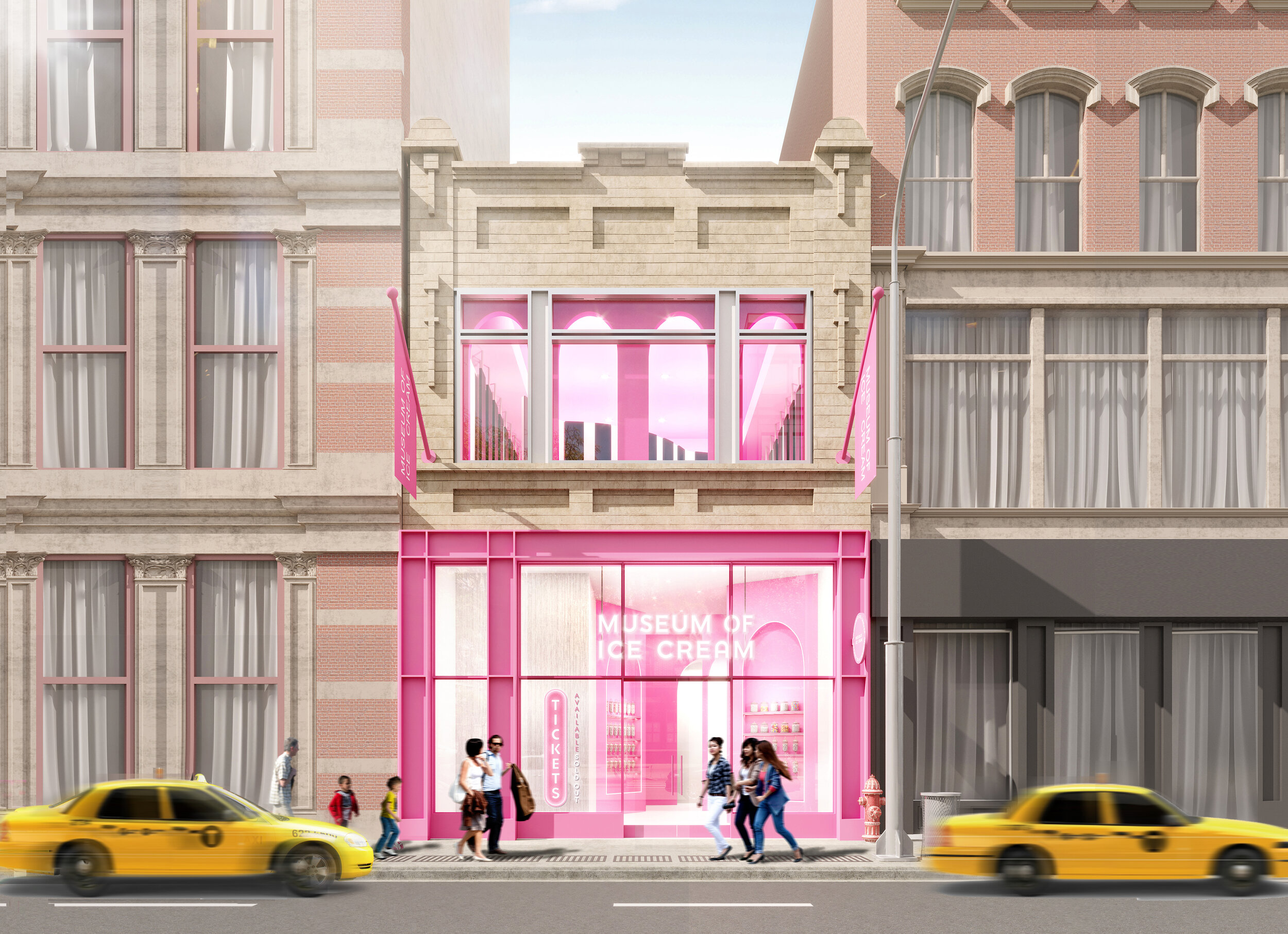 MOIC new NYC flagship, image courtesy of MOIC.