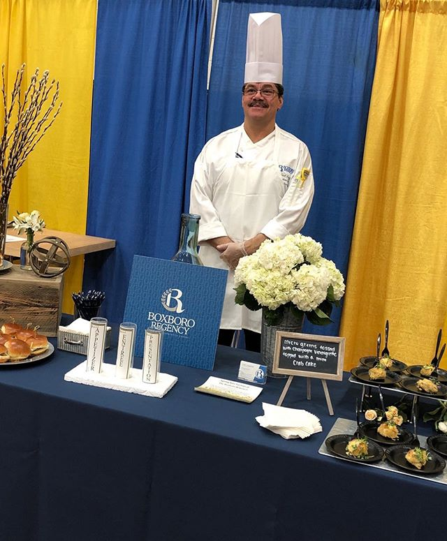 Come see us at The Taste of Nashoba and sample some of Chef Raphael's amazing bites!