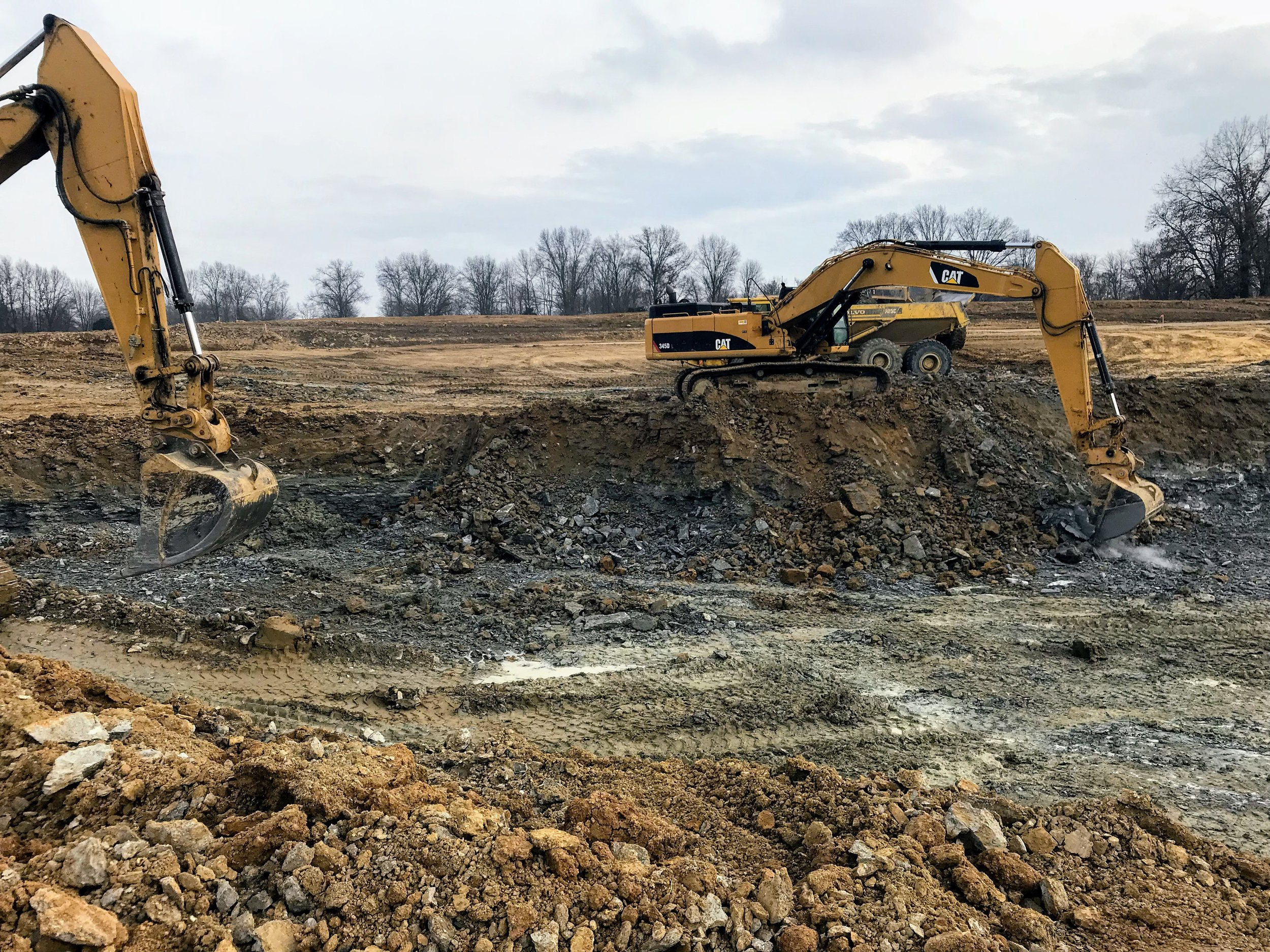 Land Clearing SErvices - Earth Moving for Residential, Commercial & Industrial