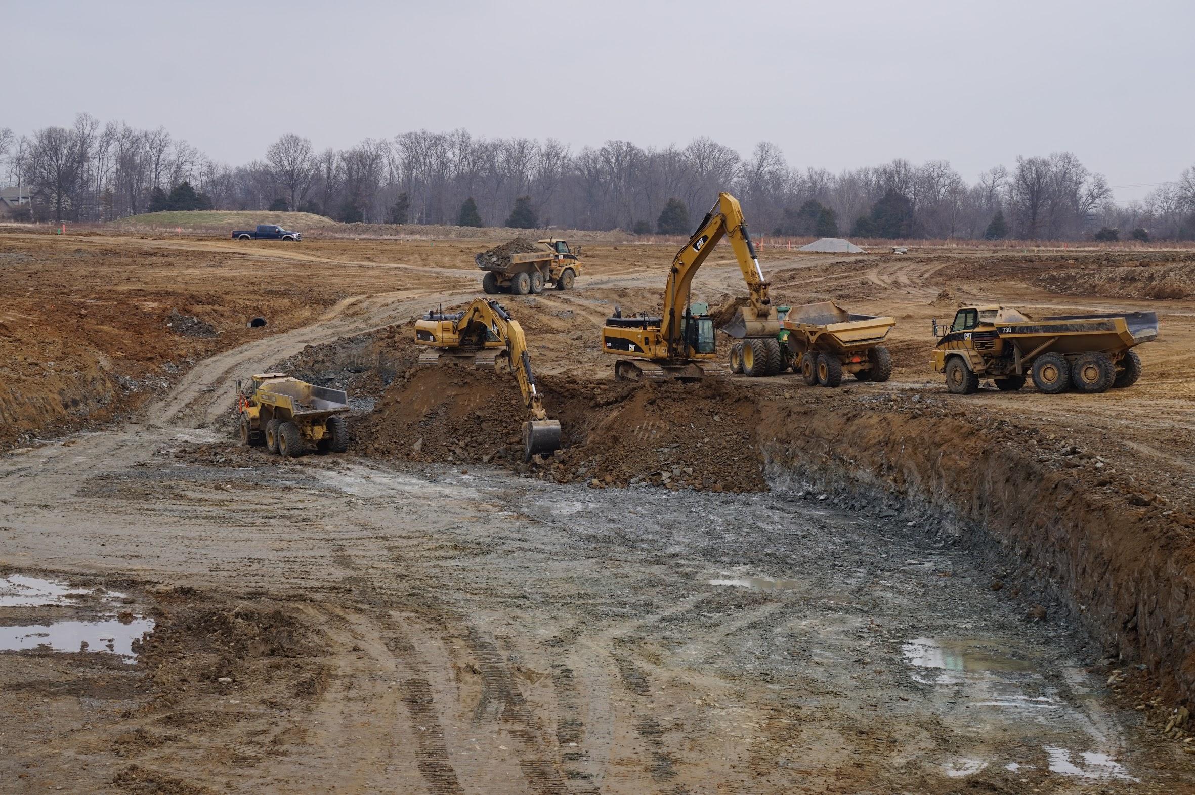Excavation Services - Development to Meet your Needs