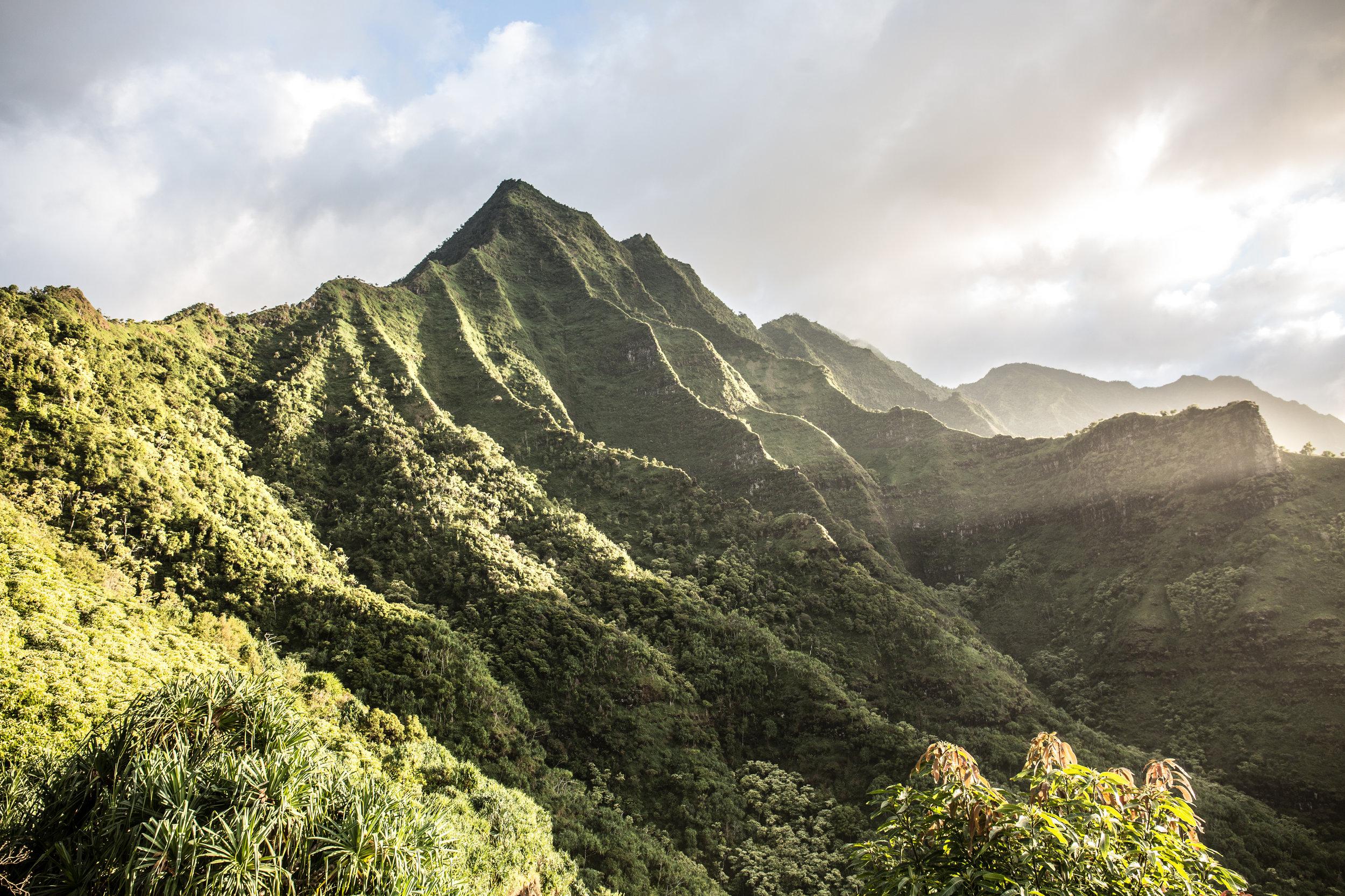 NaPali Coast, Kauai, Hawaii  2016