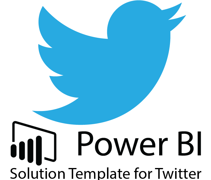Customize Power BI Solution Template Twitter.png