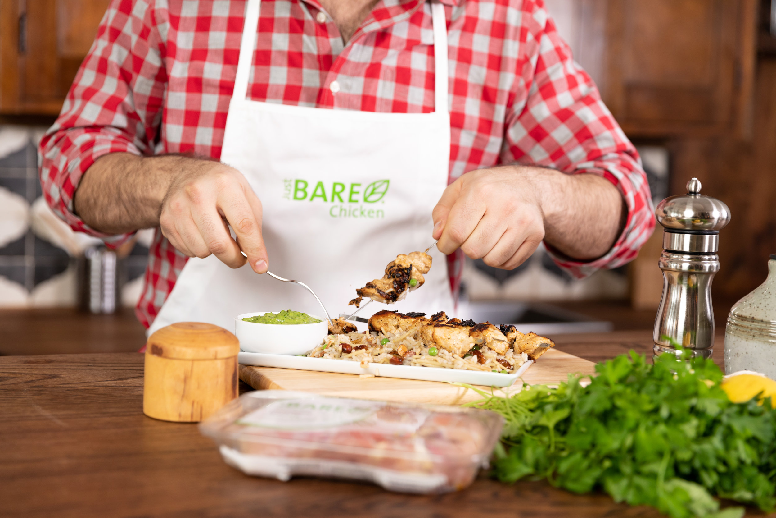 Just BARE Chicken Influencer Event - High Res _ Quincy Street Kitchen-70.jpg