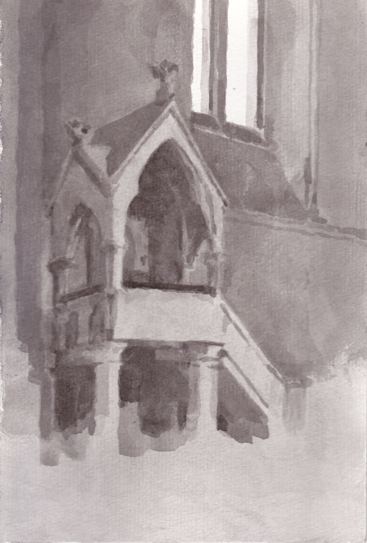 Interior of Church, Lehon.jpg