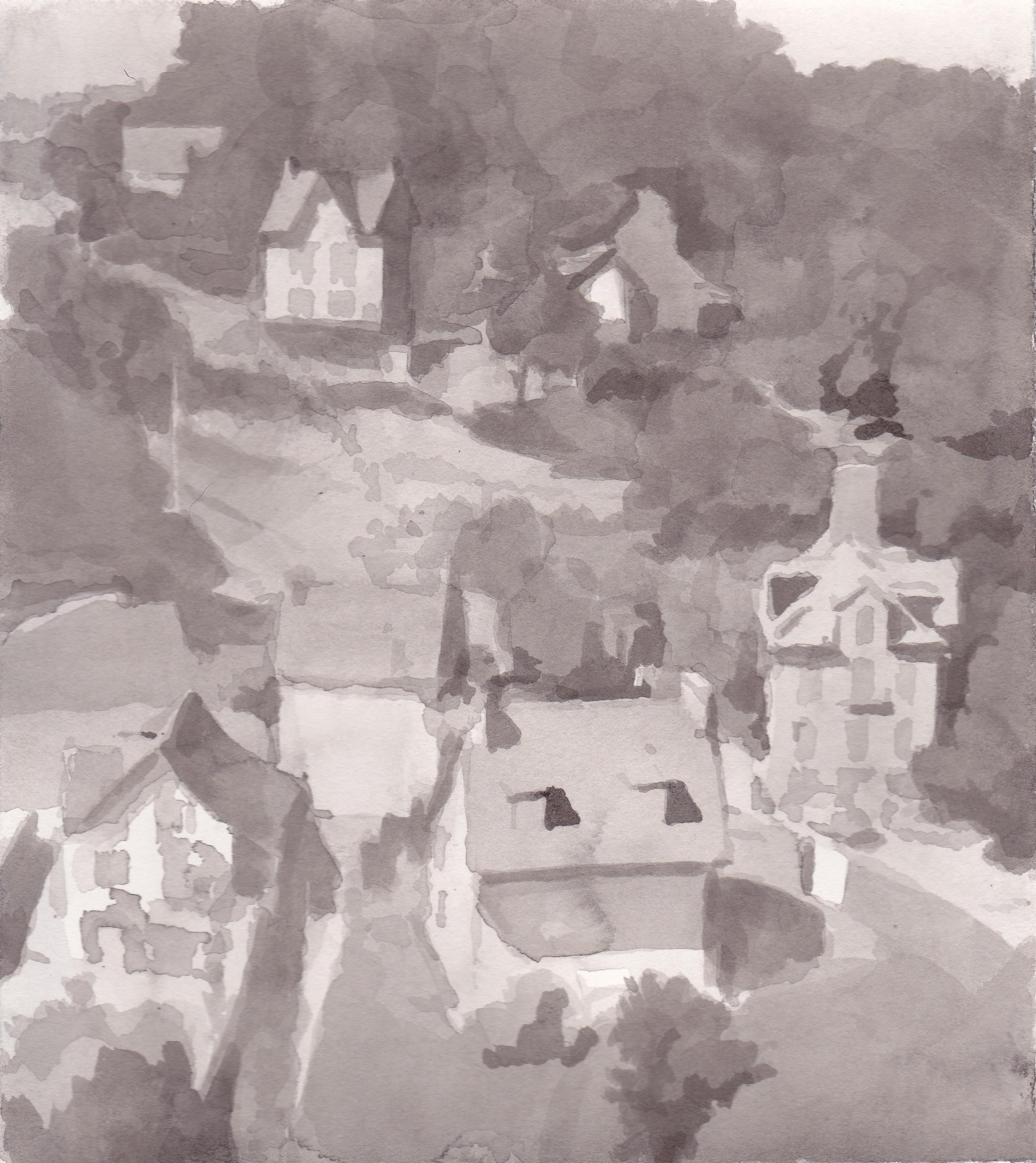 Study for Painting, View Toward Dinan.jpg