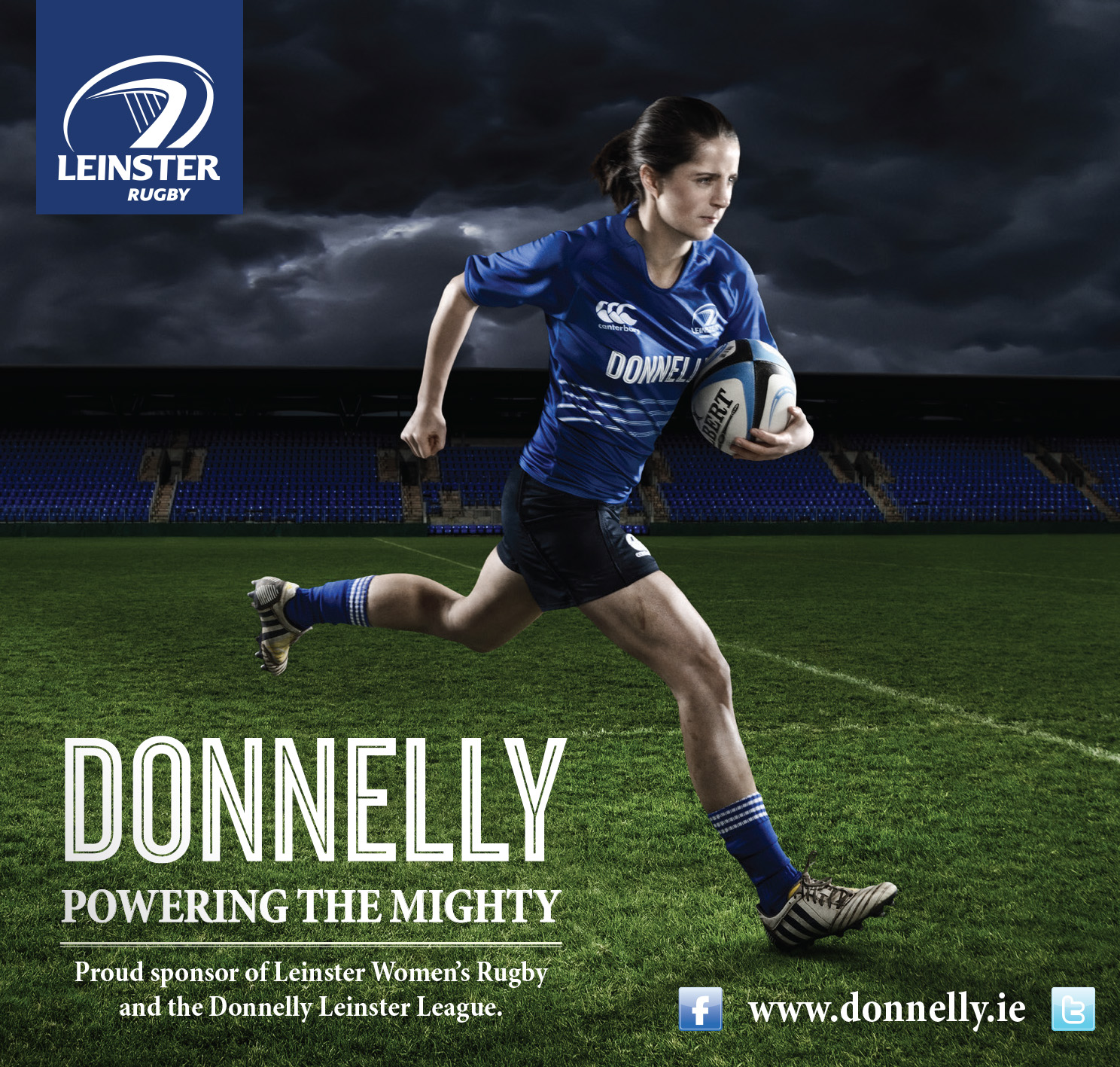 Donnelly's Leinster Women's Rugby