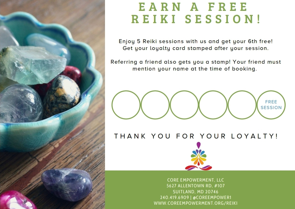Ask About Our Loyalty Program!