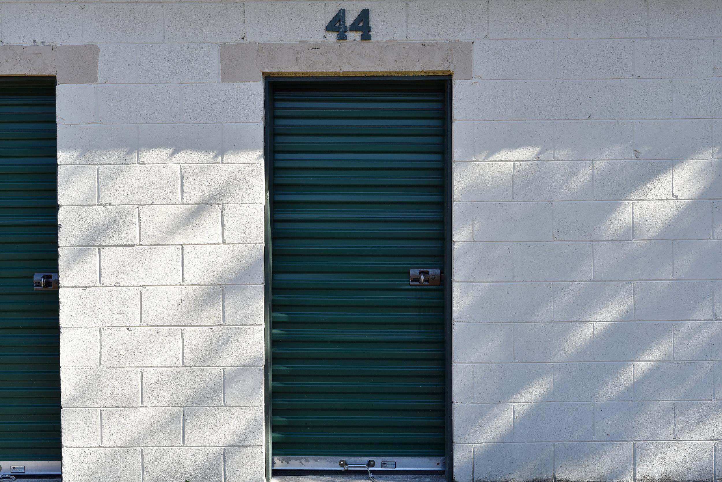 Unit 44 | 6X8 | $79