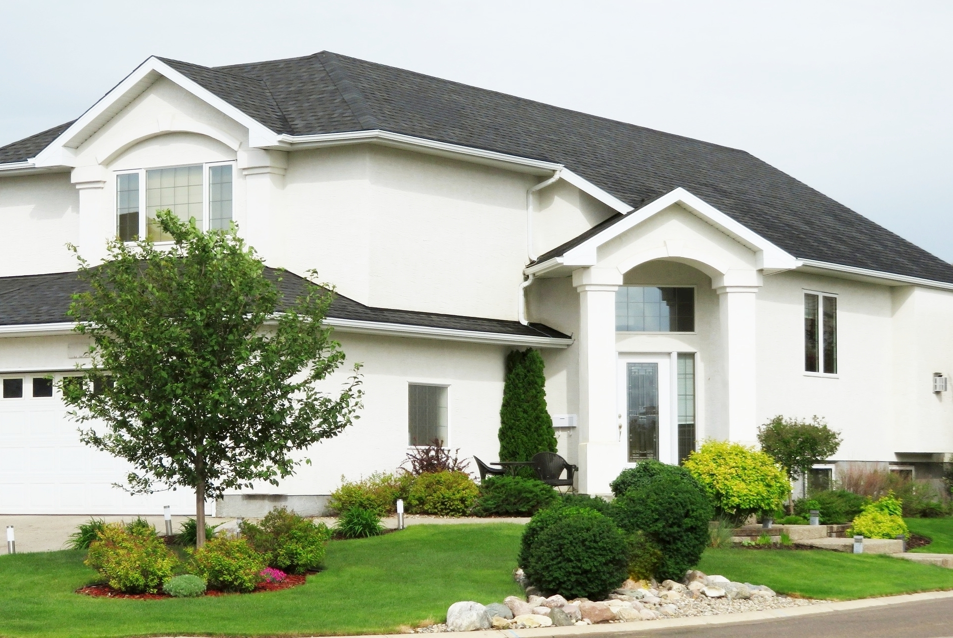 WELCOME TO SKYWARD EXTERIOR RESTORATION - Central Ohio's Restoration Experts