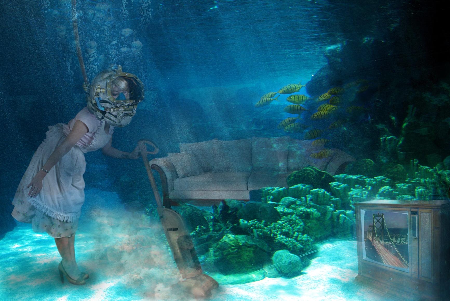Ocean Floor — Rebecca Olson Design