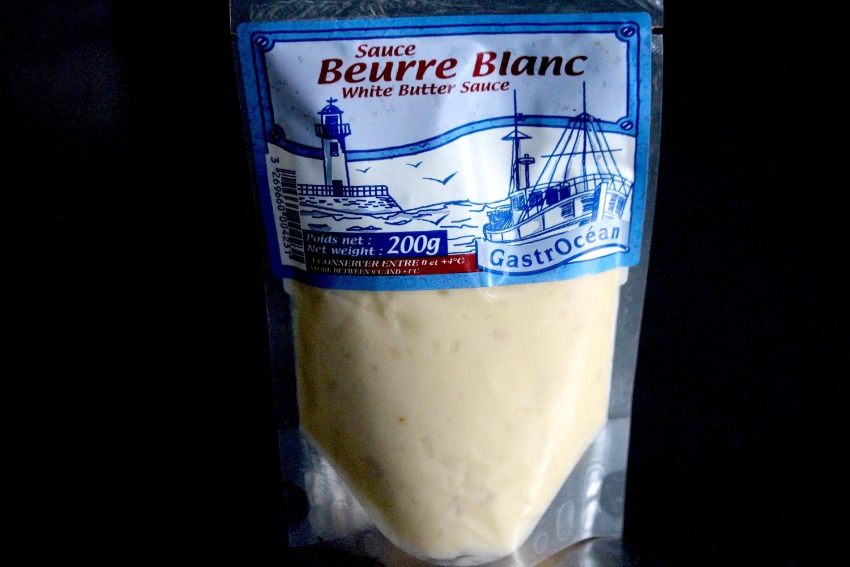 Beurre blance sauce