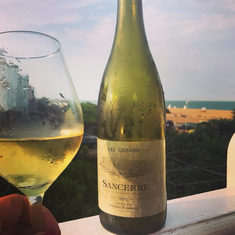 Wine with a view by Lydia Anderson