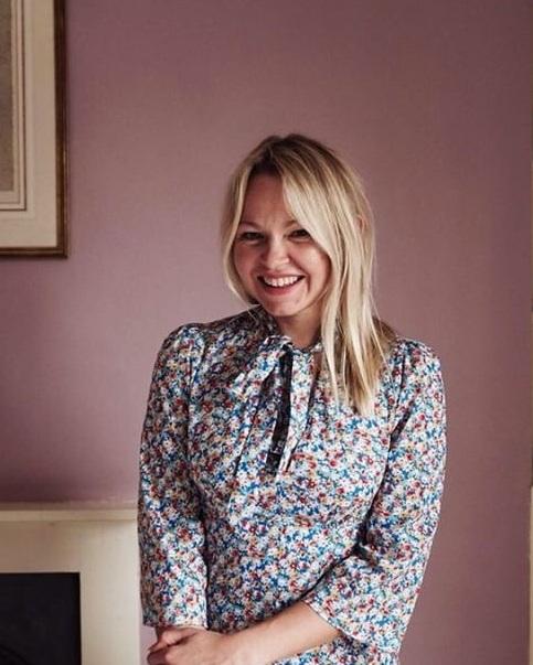 Rosie Birkett, author of  The Joyful Home Cook