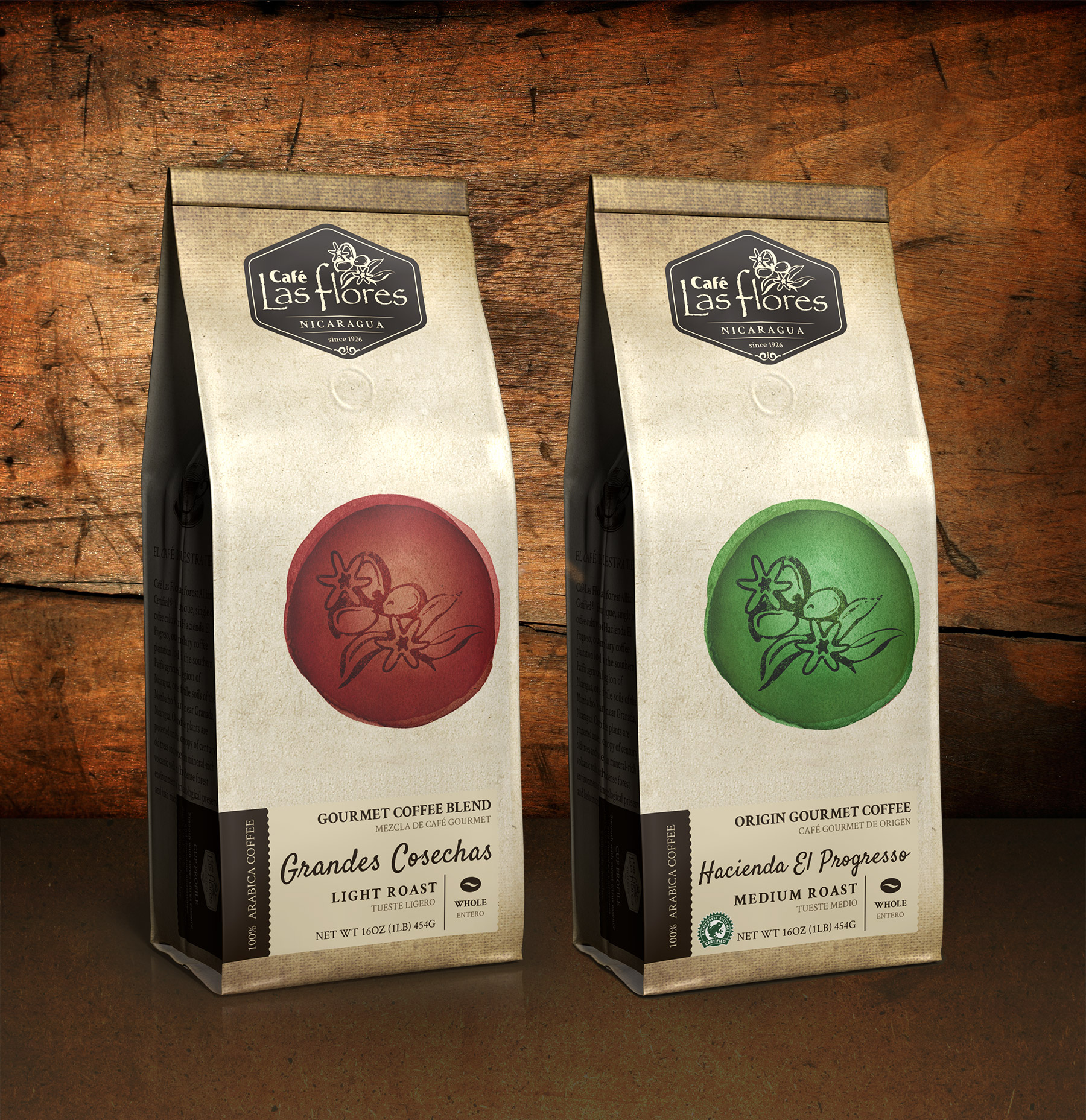 Enjoy some coffee grown Locally -