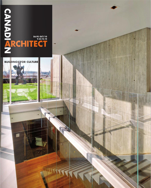 Rennie Gallery - Canadian Architect 2010 -