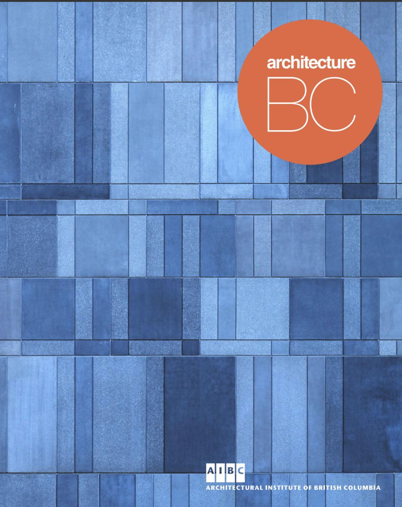 South False Creek - Architecture BC 2016 -