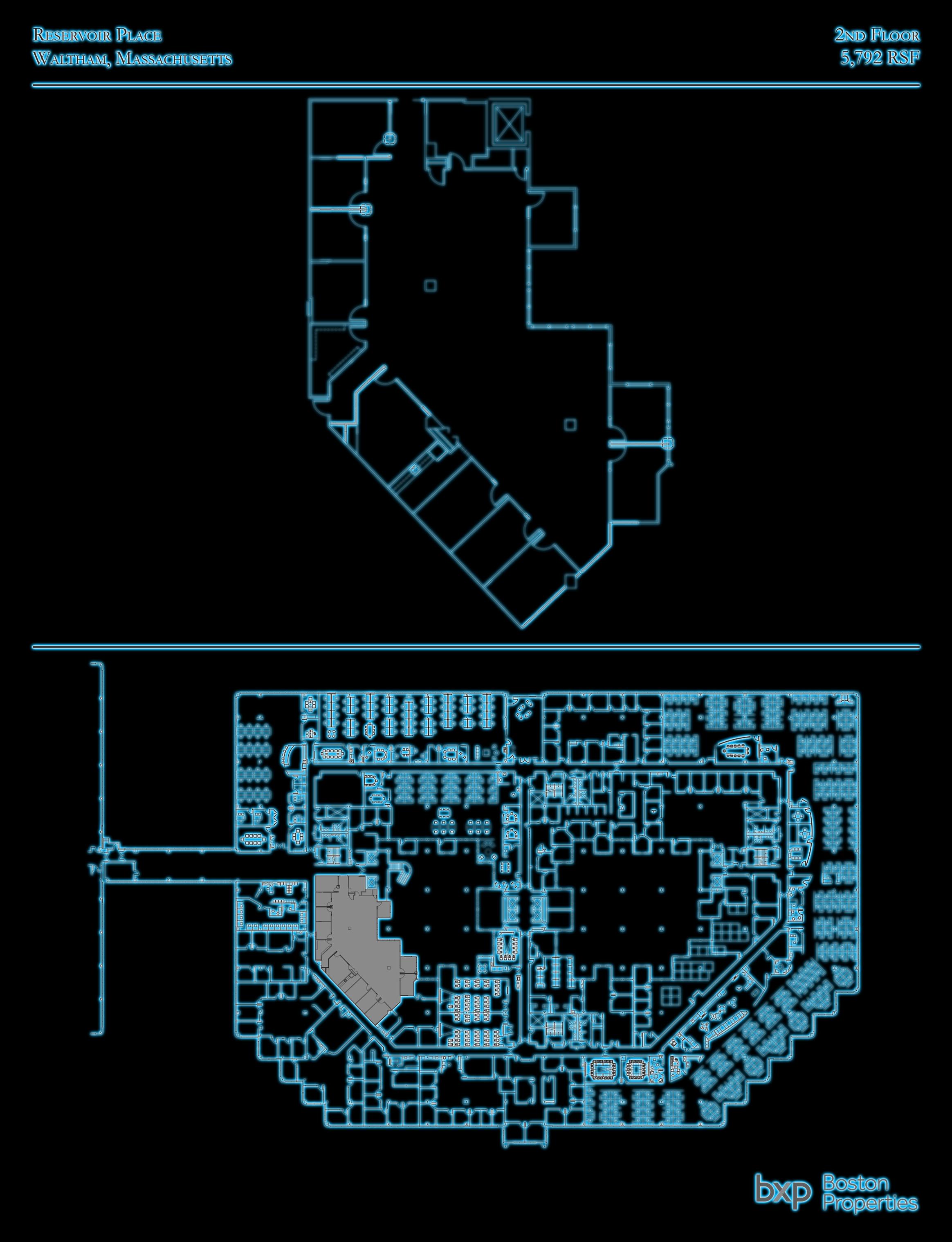 Reservoir Place - 5,792 SF
