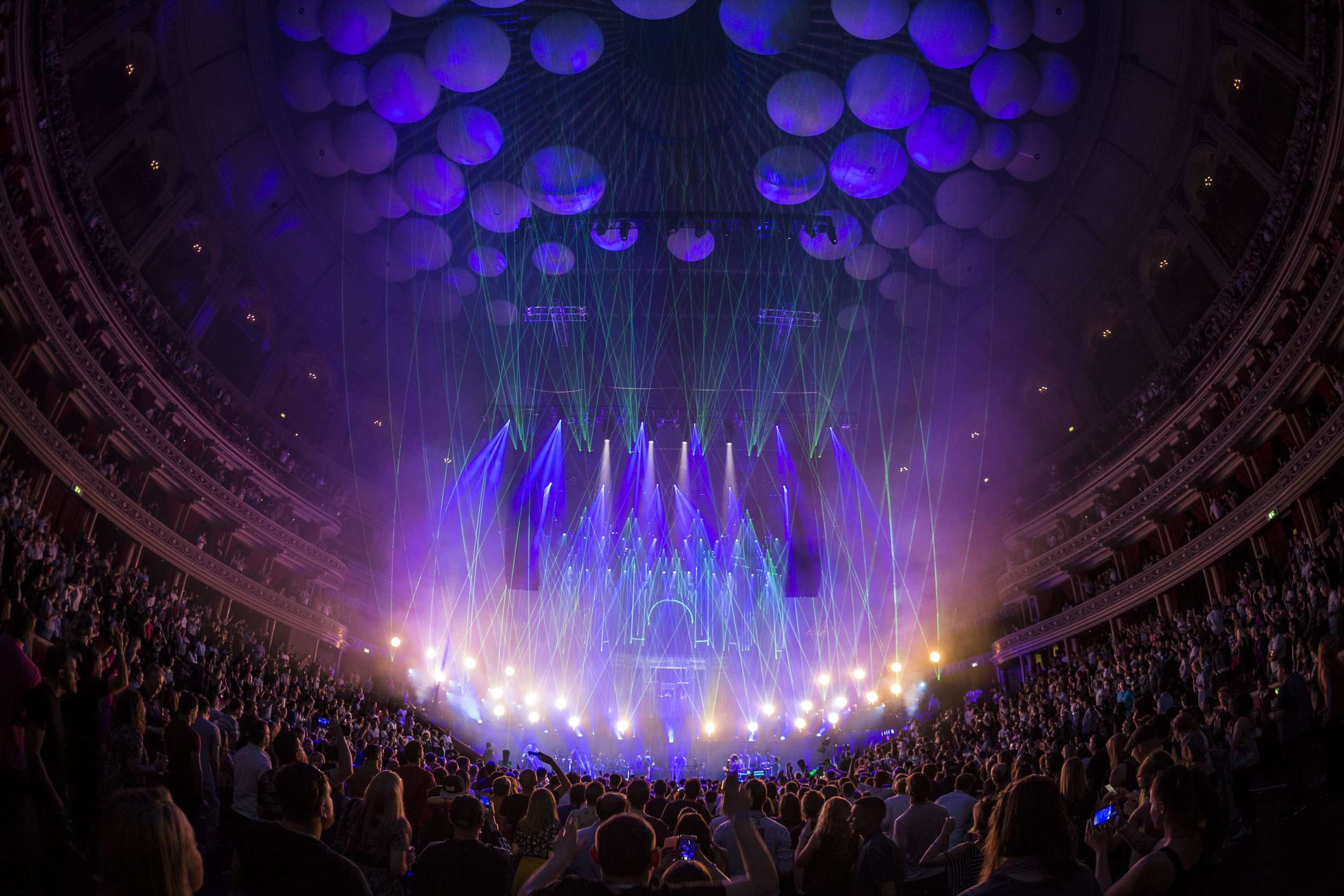 Sigma Live - Royal Albert Hall