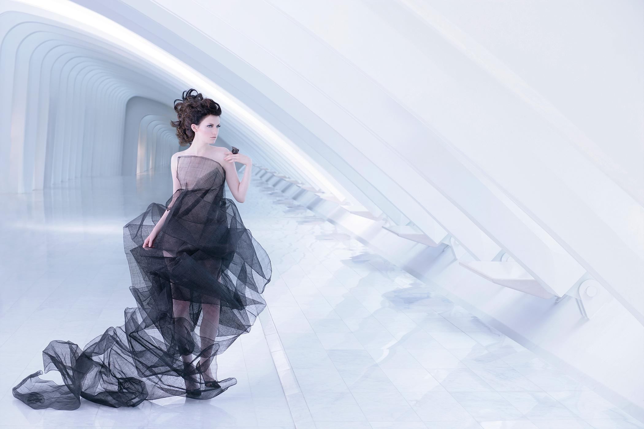 Calatrava black gown.jpg