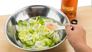 Make a Salad Dressing! - It would taste great with any leafy greens!