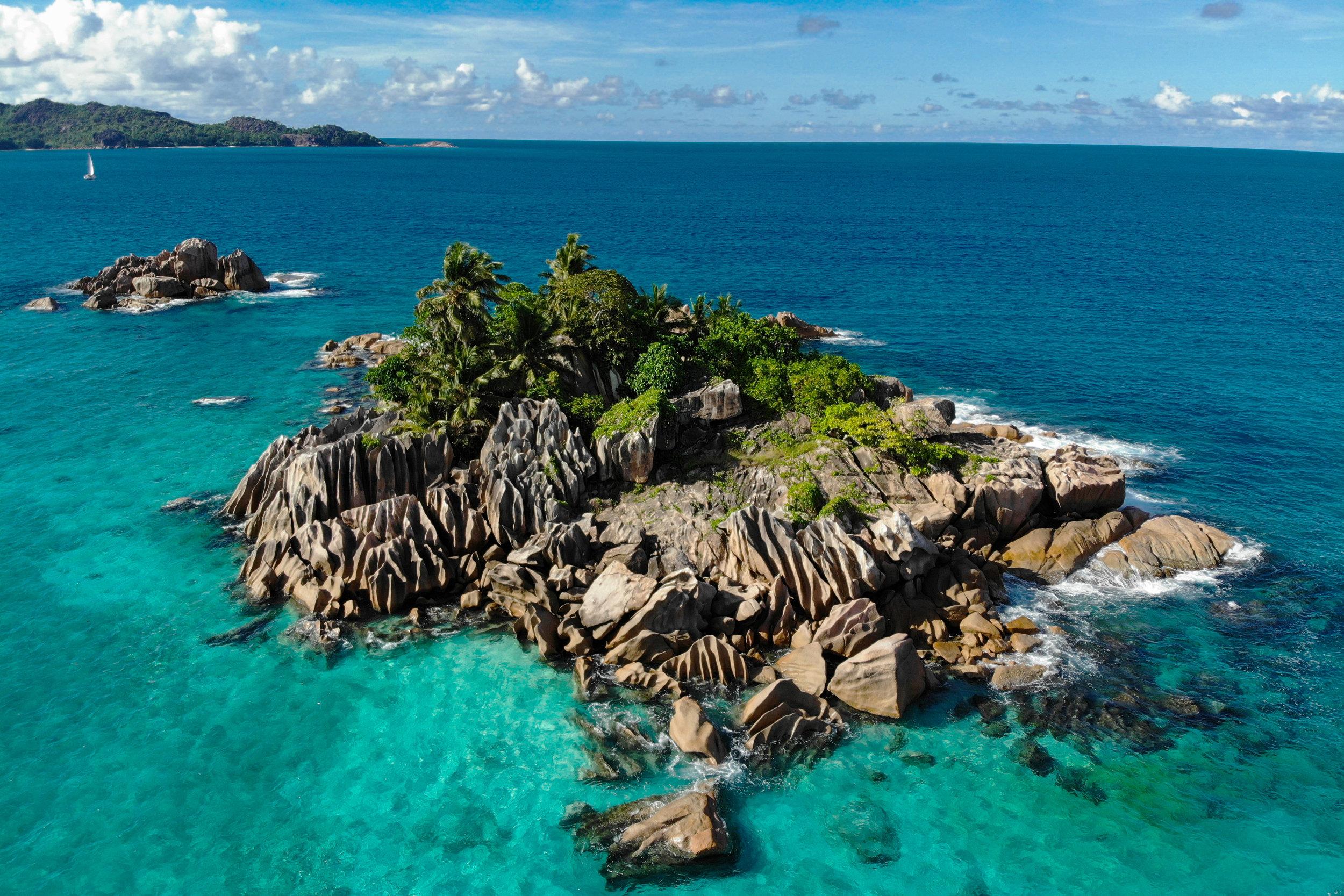 SEYCHELLES credit: THE OCEAN AGENCY / coral reef image bank