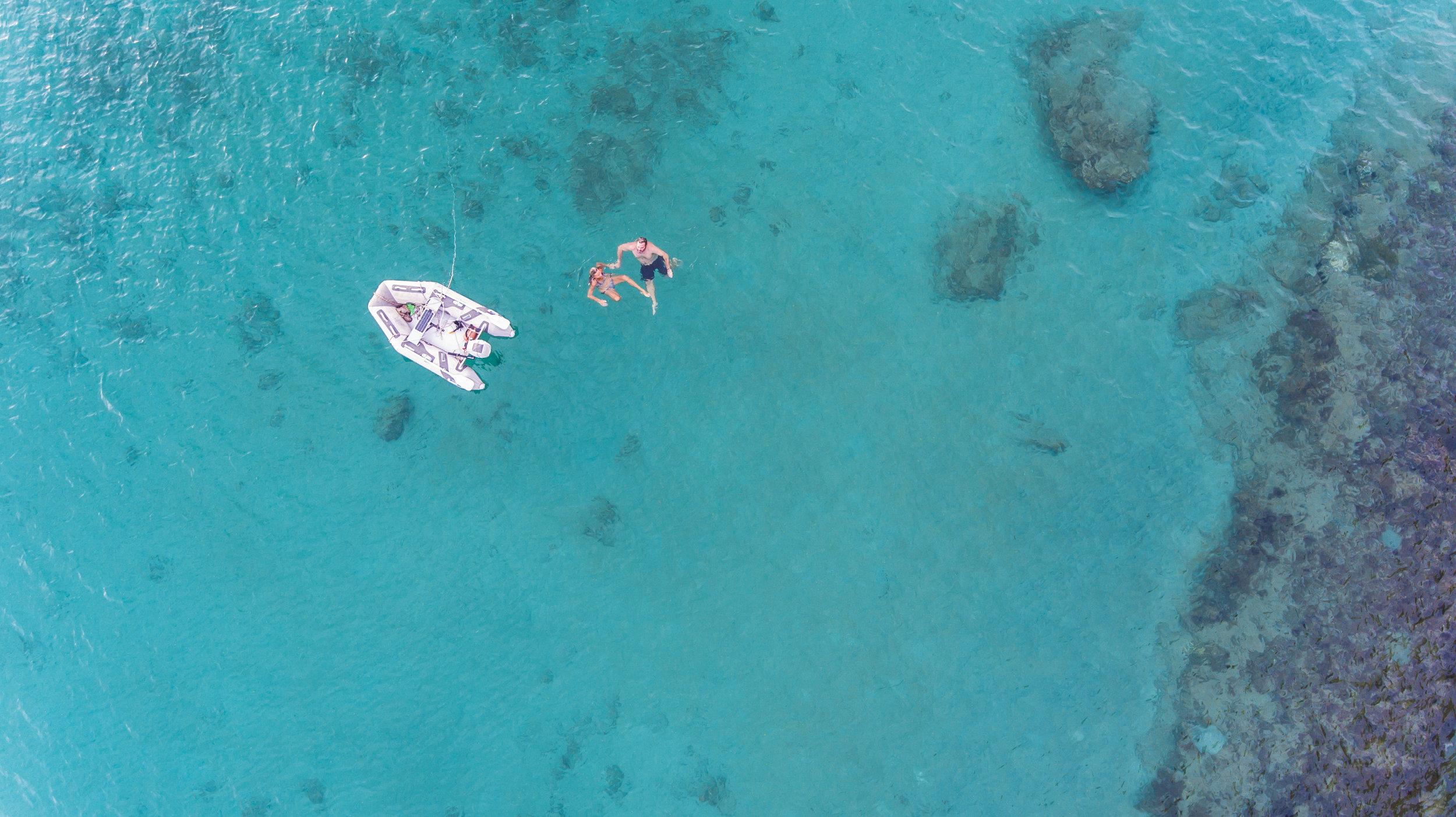 St.George's reef, grenada credit: hugh whyte / coral reef image bank