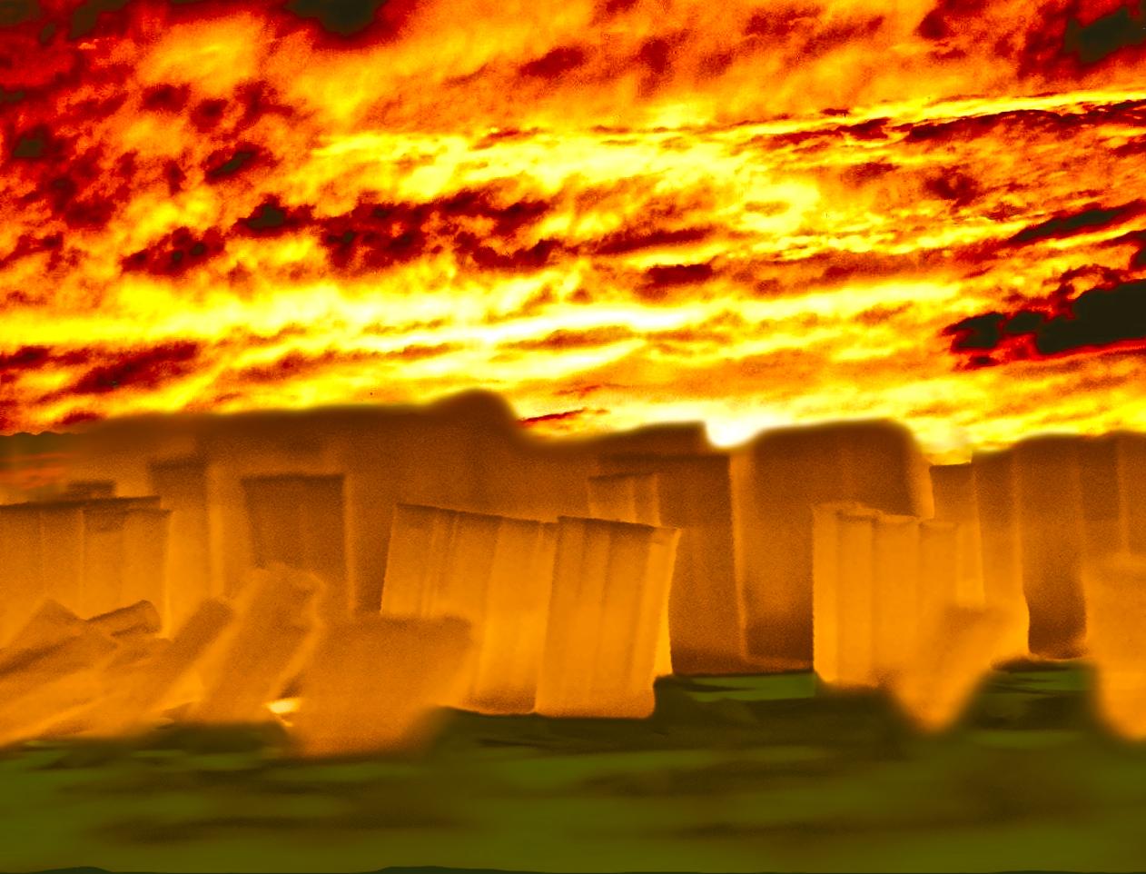 3. Ancient ruins