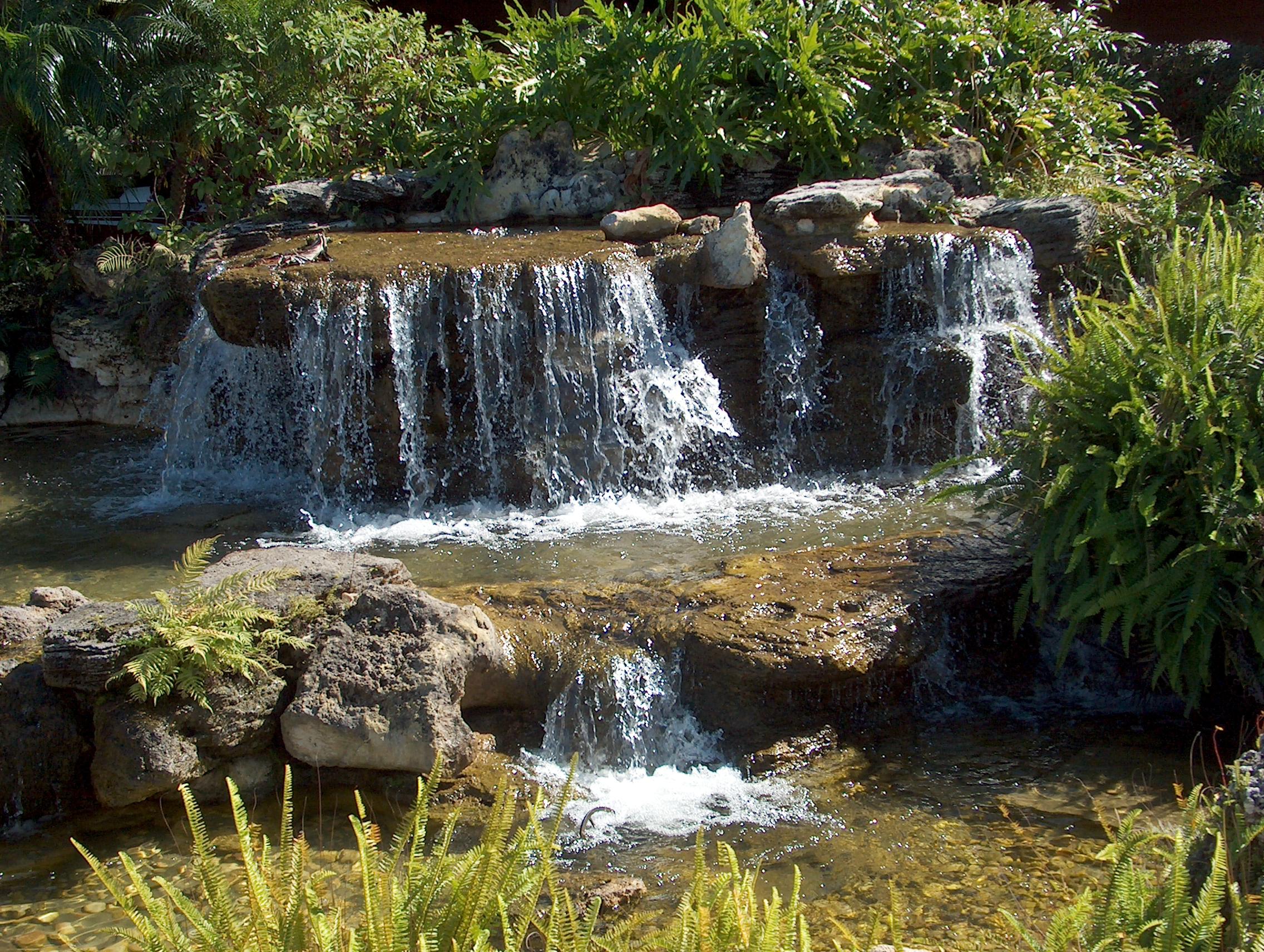 Natural Lagoon Moss Rock Water Falls.jpg