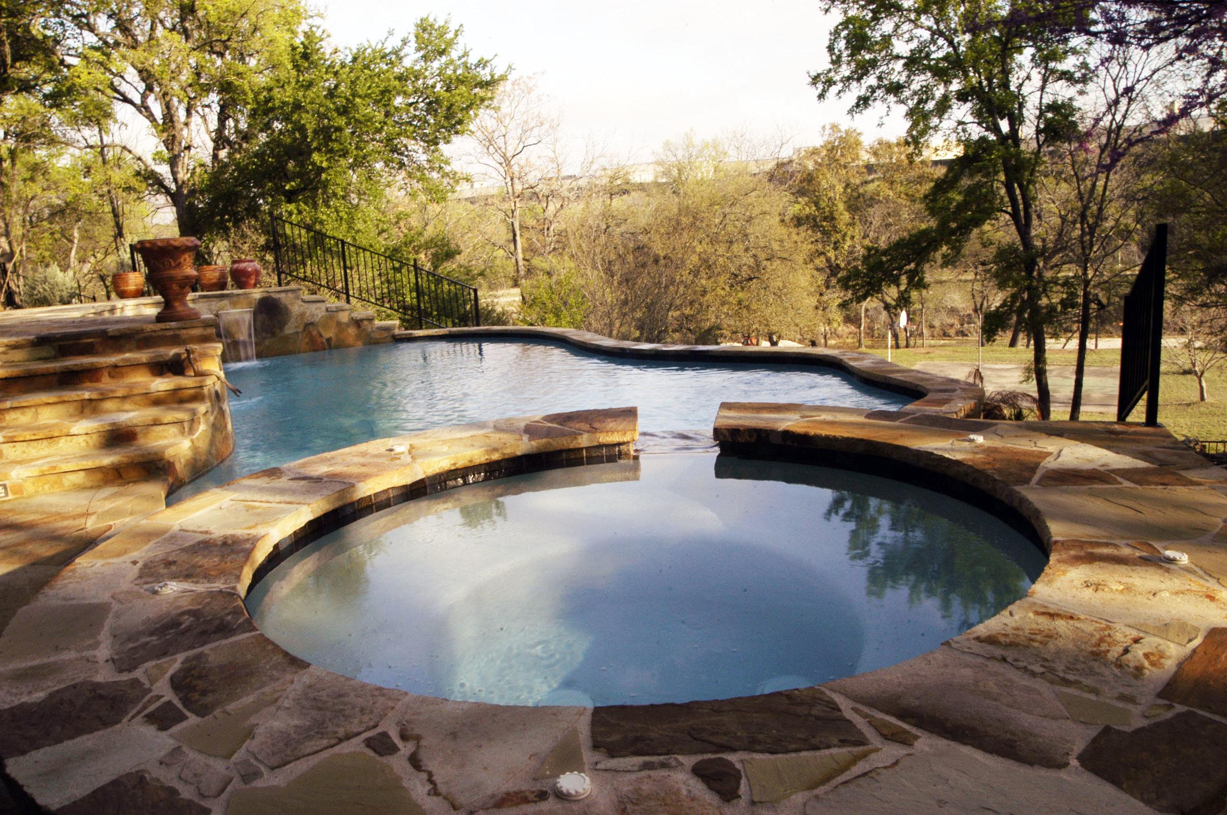 Stone hillside pool & spa.jpg