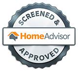 Loy Custom Pools, LLC is HomeAdvisor Screened & Approved