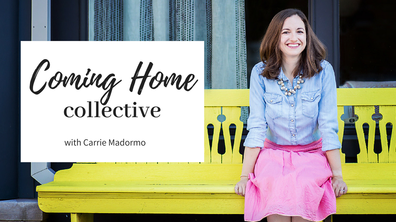 BONUS! Your 1st month FREE in The Coming Home Collective - The only monthly membership program for work-at-home moms featuring monthly trainings, guest experts, and personalized coaching