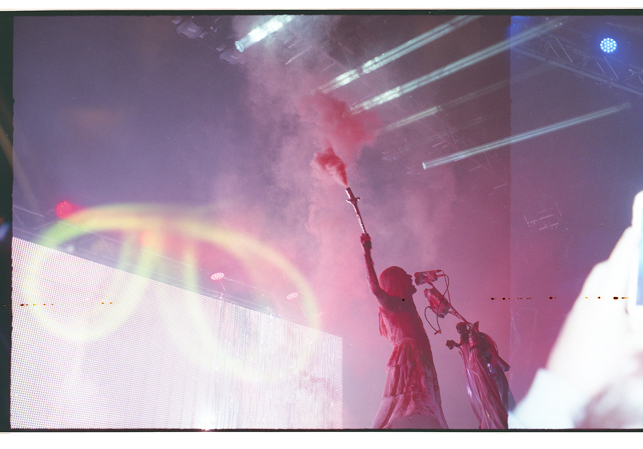 The Flaming lips - The Greek Theatre 2013