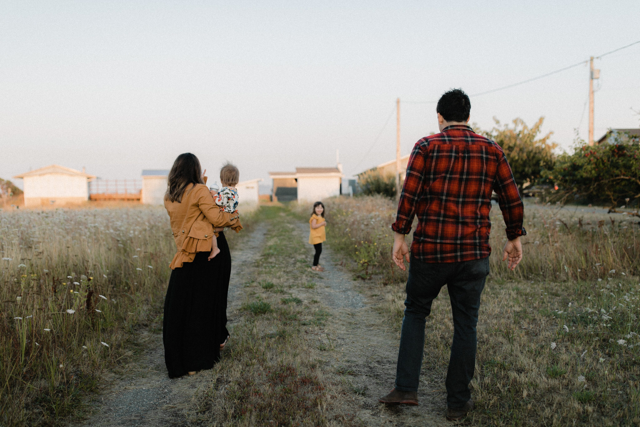 whidbey island family session