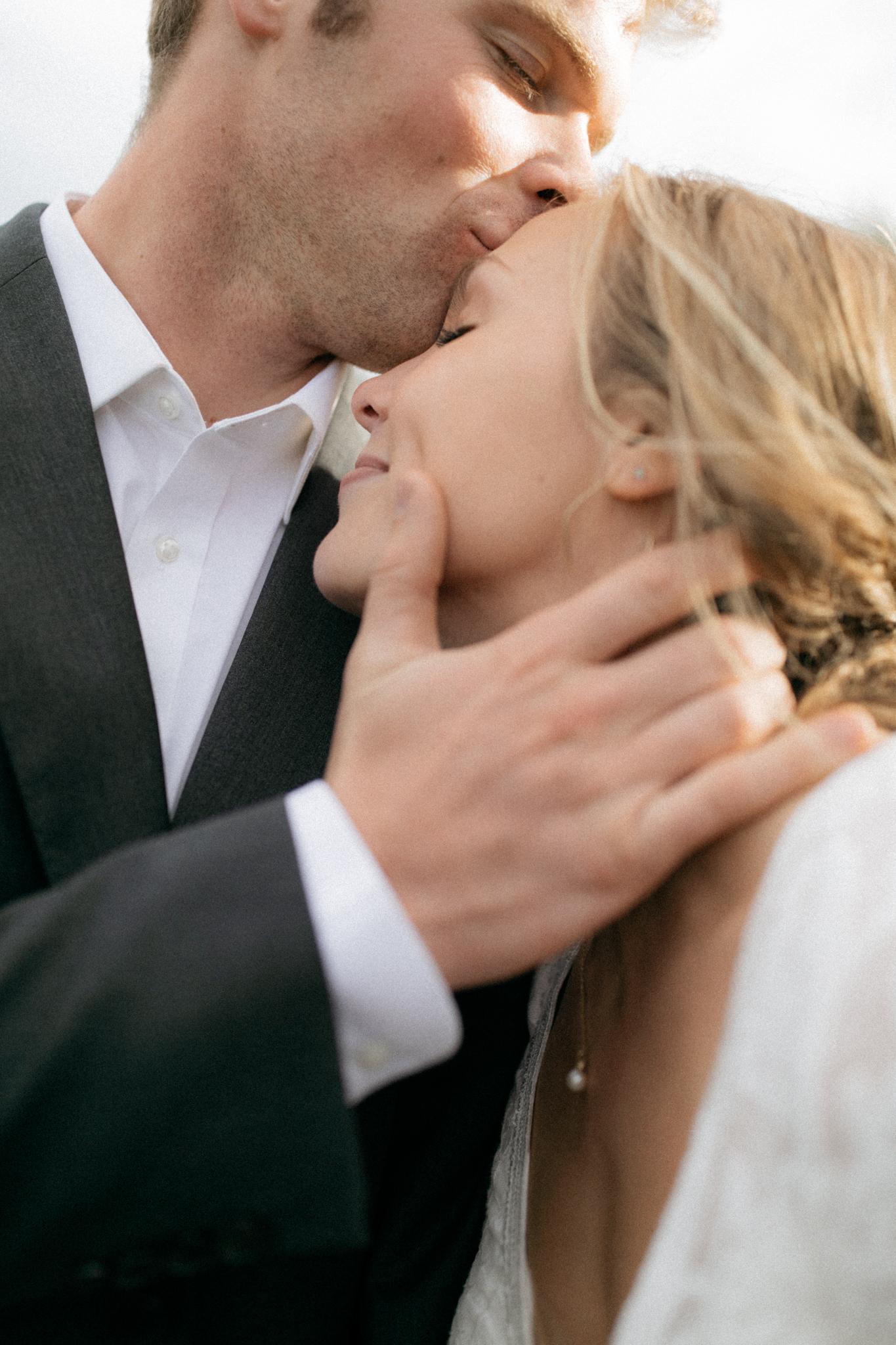 San Juan islands DIY fall wedding