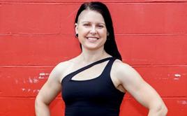 Adrienne Harvey   Personal trainer, strength and fitness expert   Senior PCC    adrienne@giryagirl.com    http://www.giryagirl.com