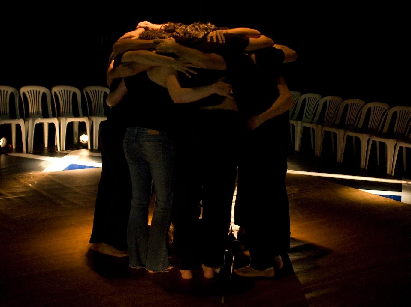 Veridiana e Eu - 2007 - Companhia de Teatro Íntimo - Foto Marian Starosta